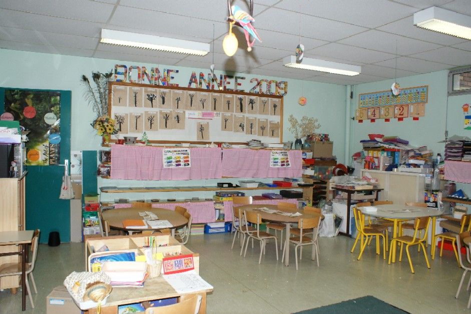 Favori Classe de Grande Section de Maternelle NO81
