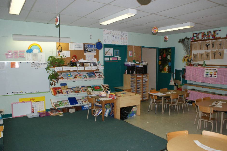 Classe de grande section de maternelle - Decoration classe petite section ...