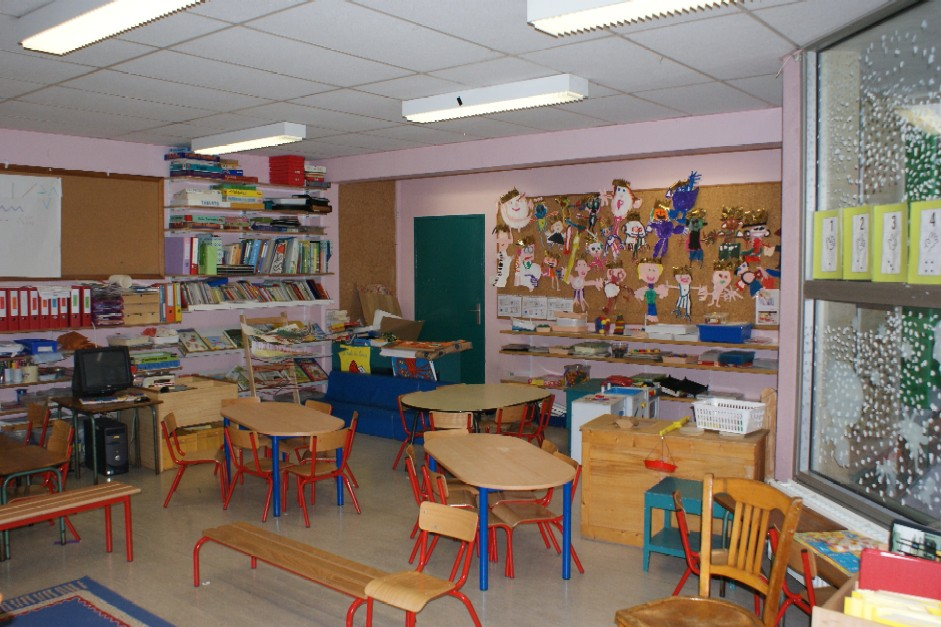Favori Classe de Moyenne Section de Maternelle NO81