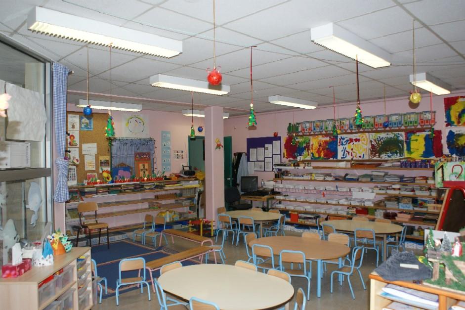 Classe de petite section de maternelle - Decoration classe petite section ...